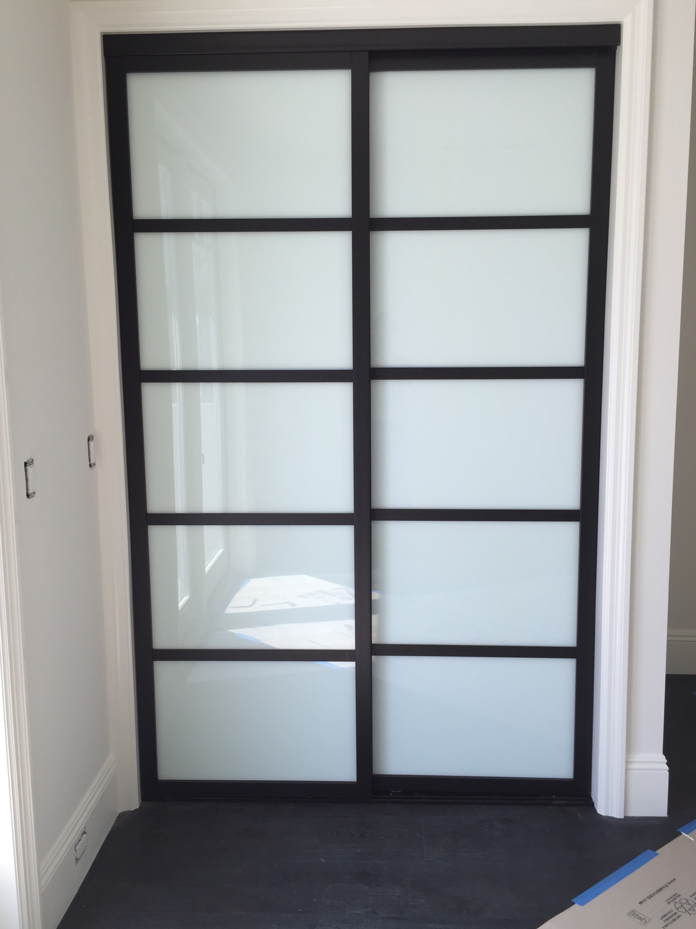 King Custom Cabinets And Closet Organizers Sliding Doors For Any